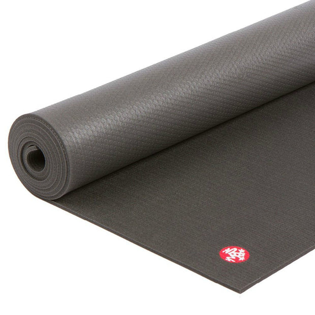 "Manduka PRO 85"" Extra Long Yoga and Pilates Mat Black"