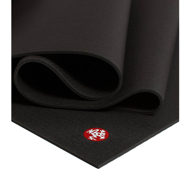 "Manduka PROlite 79"" Long & Wide Yoga and Pilates Mat Black"