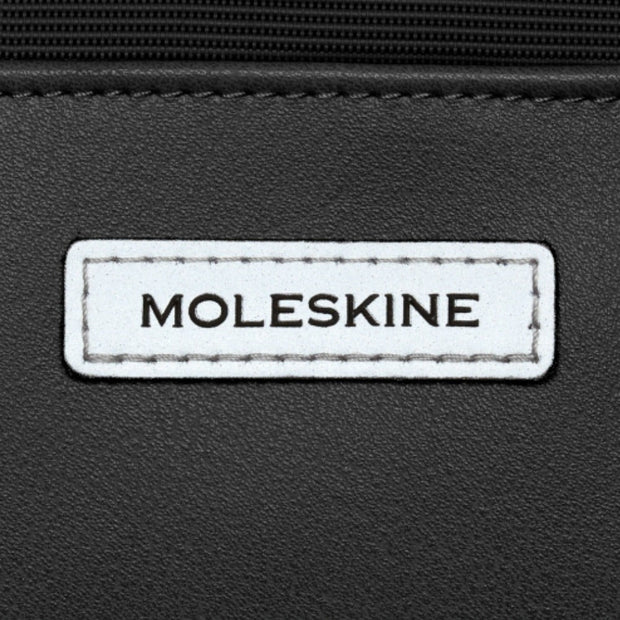 "Moleskine Metro Horizontal Device Bag 15"" Black"