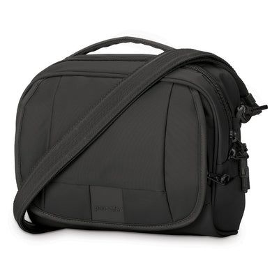 Pacsafe Metrosafe LS140 Anti-Theft Shoulder Bag - Black by Burton Blake