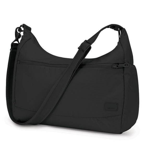 Pacsafe Citysafe CS200 Anti-Theft Shoulder Bag - Black