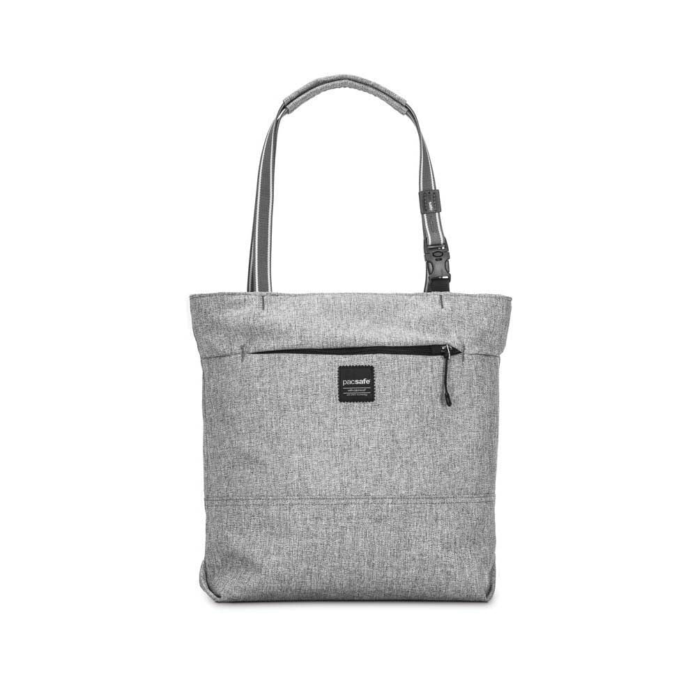 Pacsafe Slingsafe LX200 Anti-Theft Compact Tote - Tweed Grey