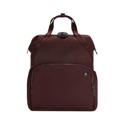 Pacsafe Citysafe CX Anti-Theft 17L Back Pack - Merlot