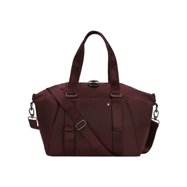 Pacsafe Citysafe CX Anti-Theft Over-Sized Tote Bag - Merlot