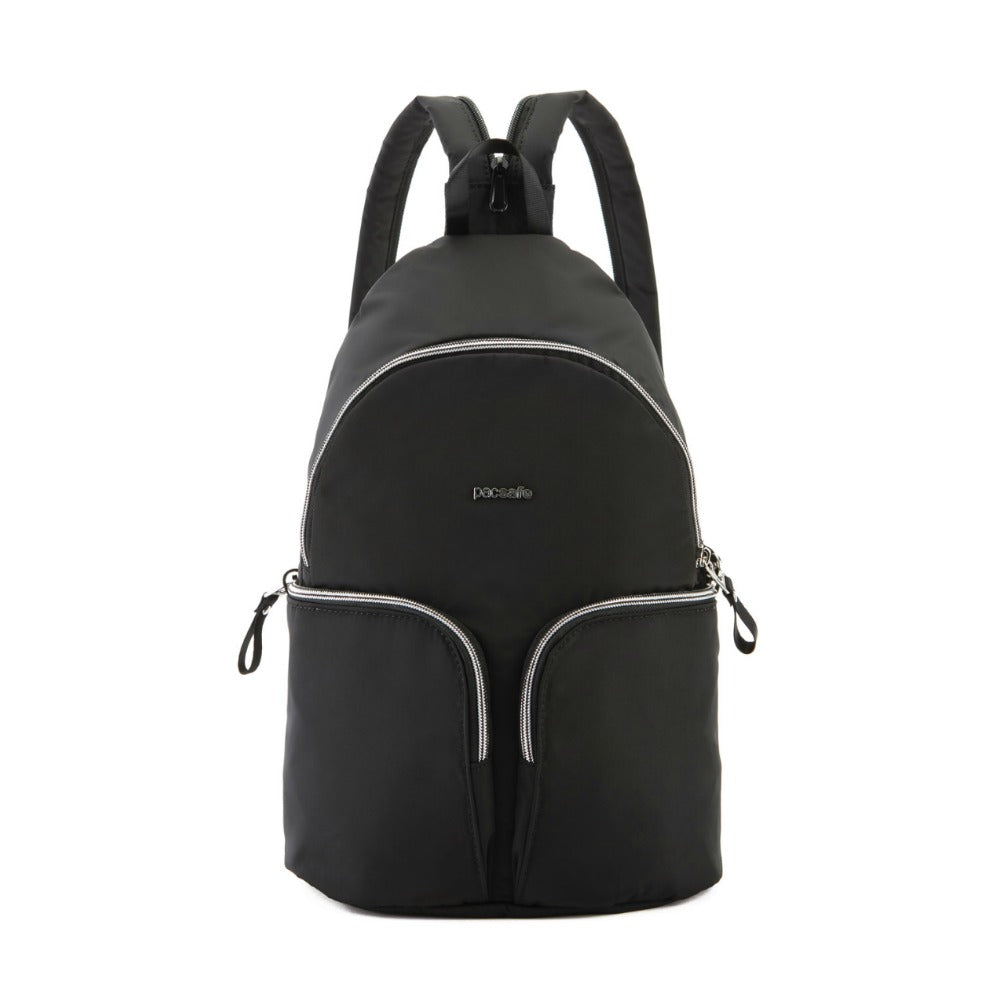 Pacsafe Stylesafe Anti-Theft Sling Backpack - Black