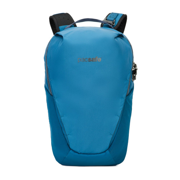 Pacsafe Venturesafe X18 Anti-Theft 18L Backpack - Blue Steel