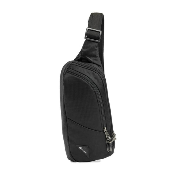 Pacsafe Vibe 150 Anti-Theft Sling Pack Jet Black