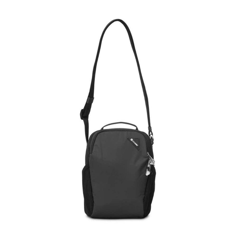 Pacsafe Vibe 200 Anti-Theft Cross Body Bag Jet Black