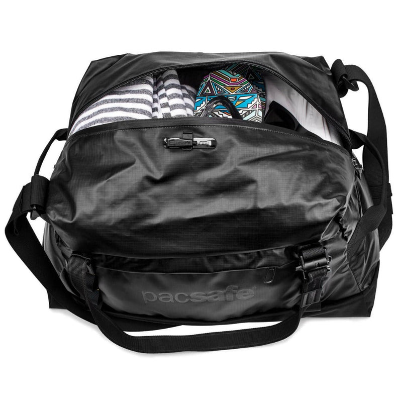Pacsafe Dry Lite 40L Duffel Bag Black