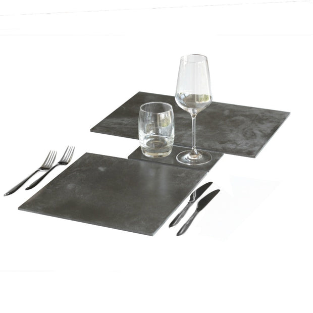 Posh Trading Company Placemat in Urban Iron