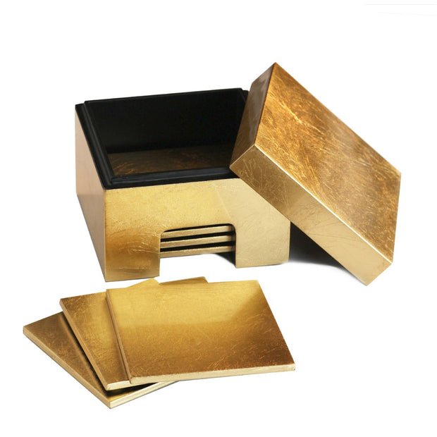 Posh Trading Company Coastbox Gold Leaf
