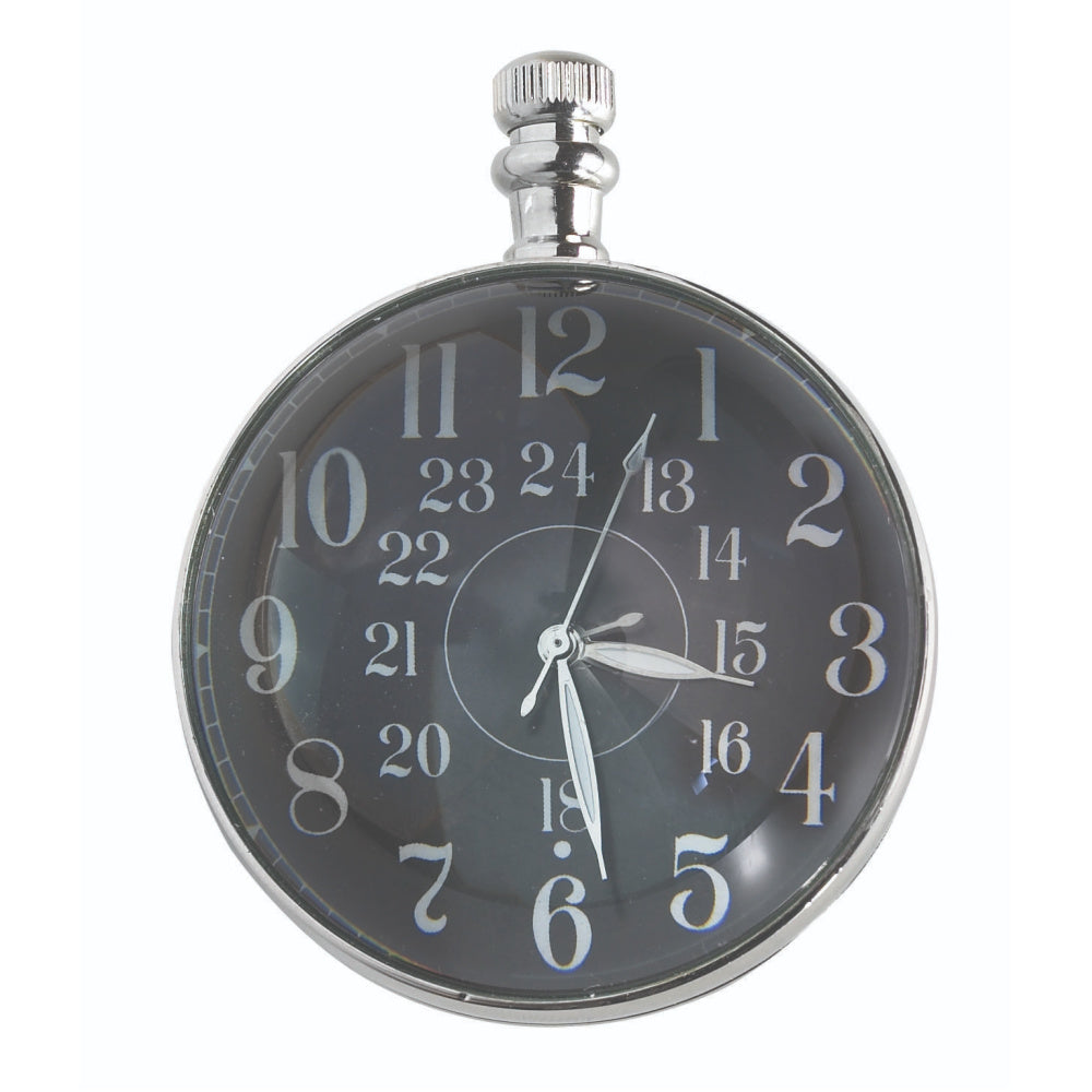Authentic Models The Eye of Time Clock Nickel