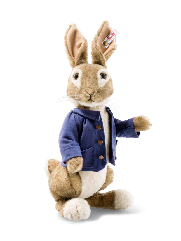 Steiff Bears Peter Rabbit (Taupe/White)