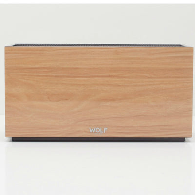 Wolf 461028 Meridian Watch Box Blonde
