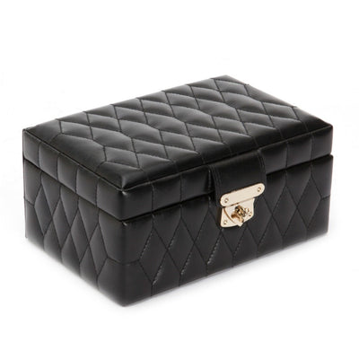 Wolf 329871 Caroline Small Jewellery Case Black