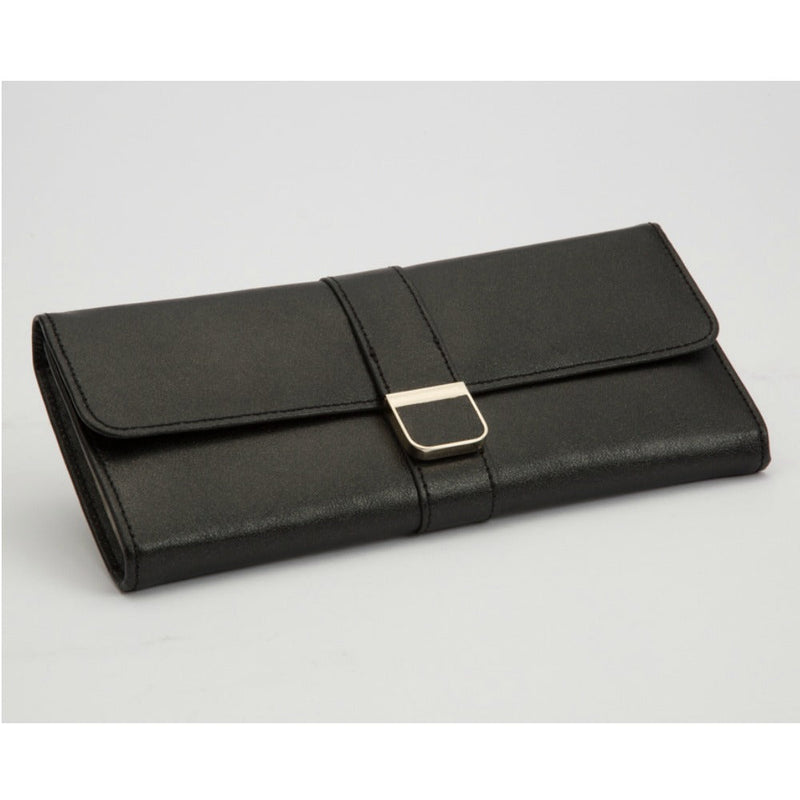 WOLF 213402 Palermo Jewellery Roll Black Anthracite