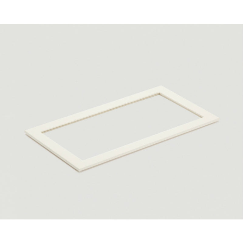 Wolf 435353 Vault Tray Glass Lid Ivory