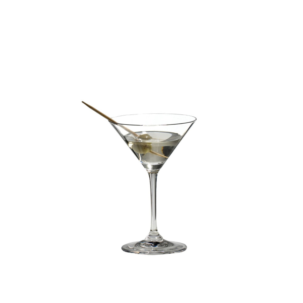 Riedel Fine Crystal Vinum Martini Set of 2