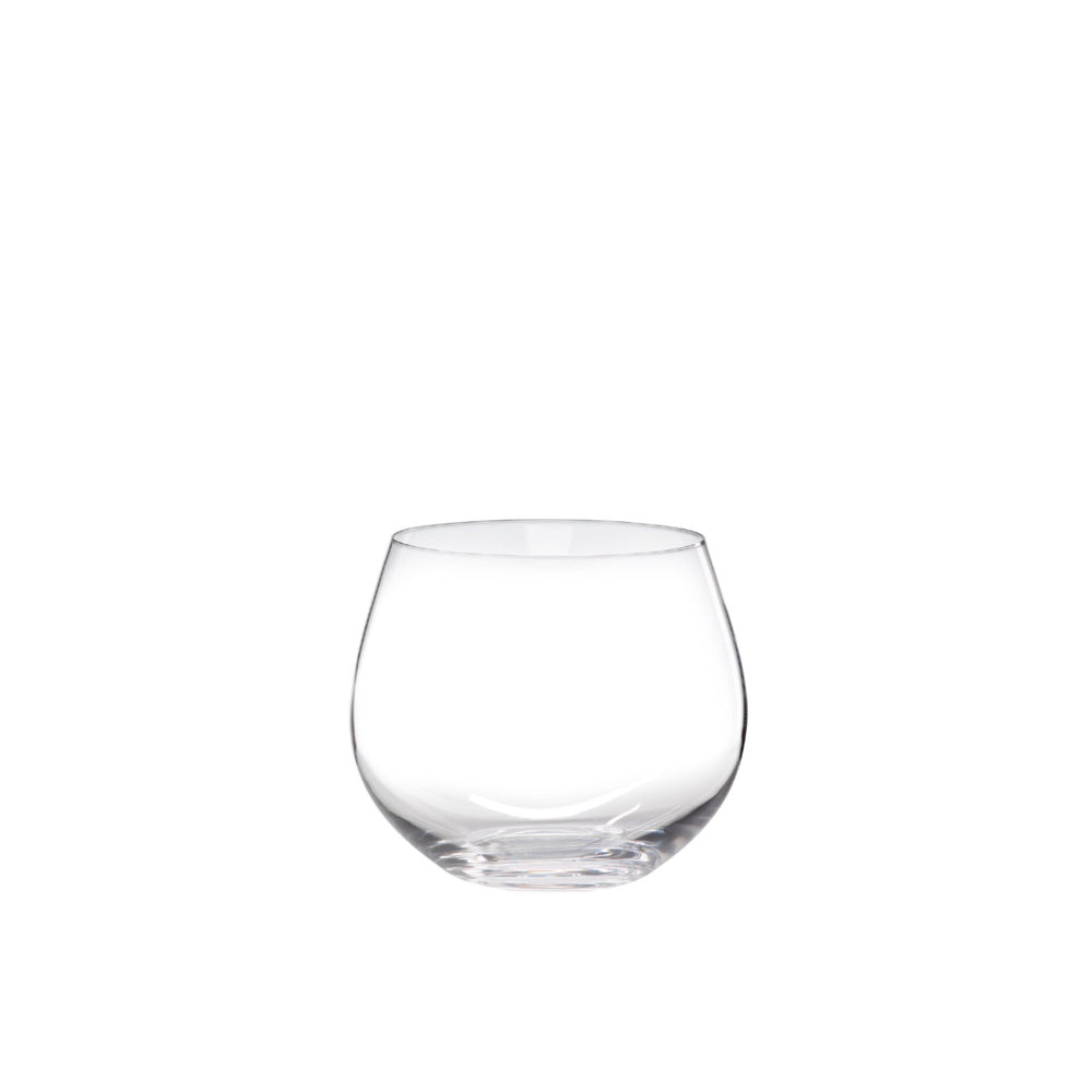 Riedel Fine Crystal O Wine Tumbler Oaked Chardonnay Set of 2