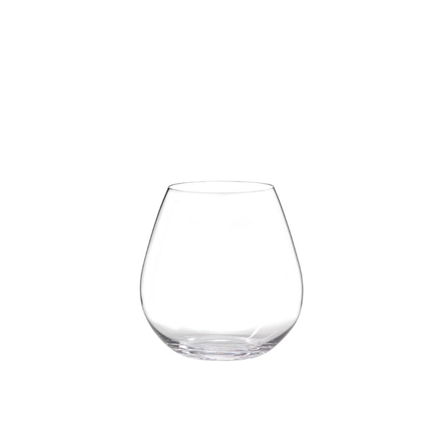Riedel Fine Crystal O Wine Tumbler Pinot / Nebbiolo Set of 2