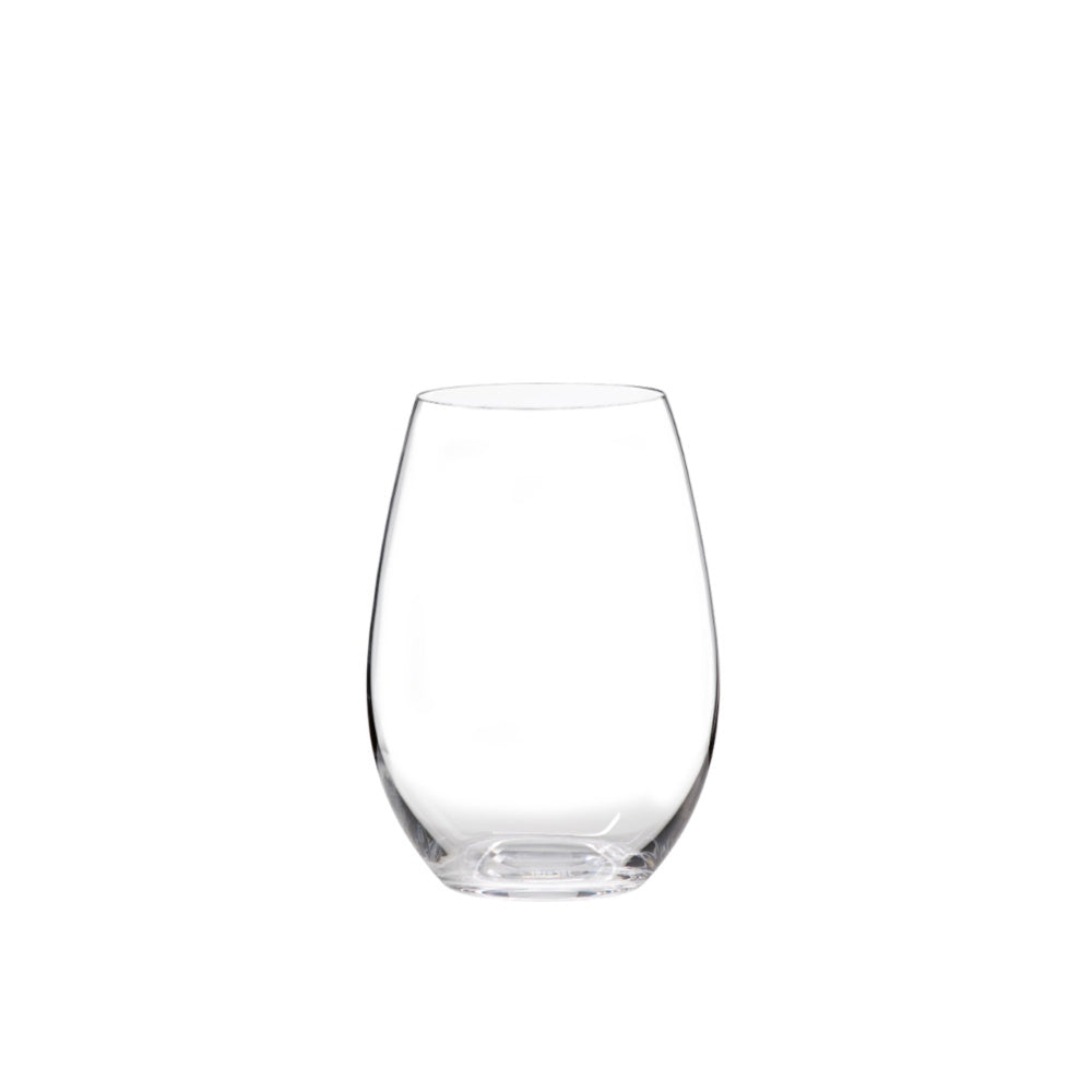 Riedel Fine Crystal O Wine Tumbler Syrah / Shiraz Set of 2