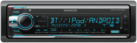 Kenwood KDC-X5100BT Radio