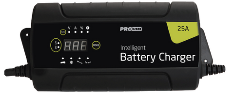 Pro User - 25A Intelligent Batterioplader