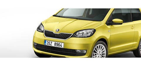 Skoda Citigo - Integreret Navigation & Bluetooth