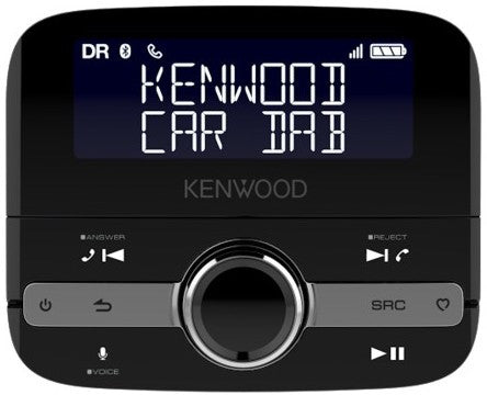 Kenwood KTC-500DAB Bluetooth & DAB+ Car Kit