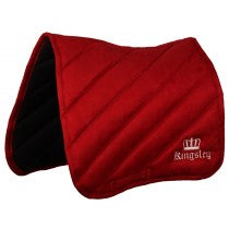 Kingsley Tapis Dressage ROUGE