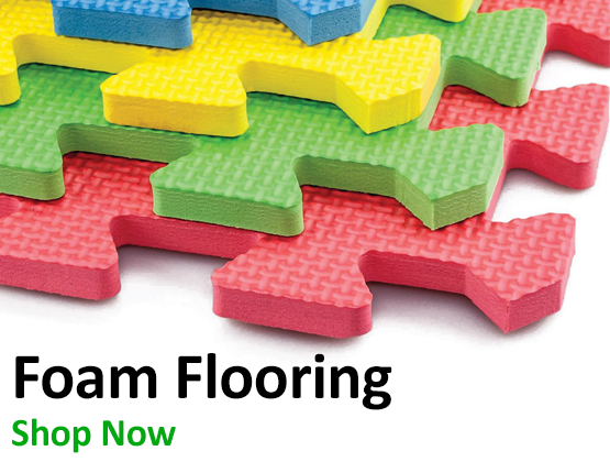 Interlocking Foam Puzzle Mats