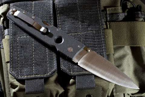 Sharpening - Tactical Knives