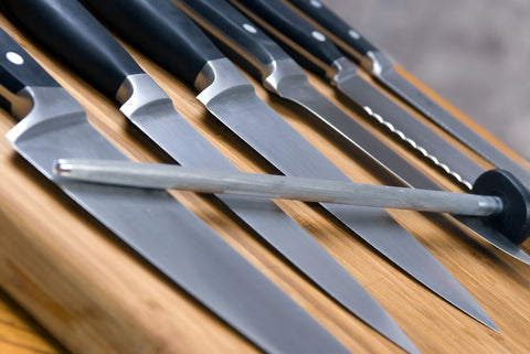 Sharpening - Kitchen Knives