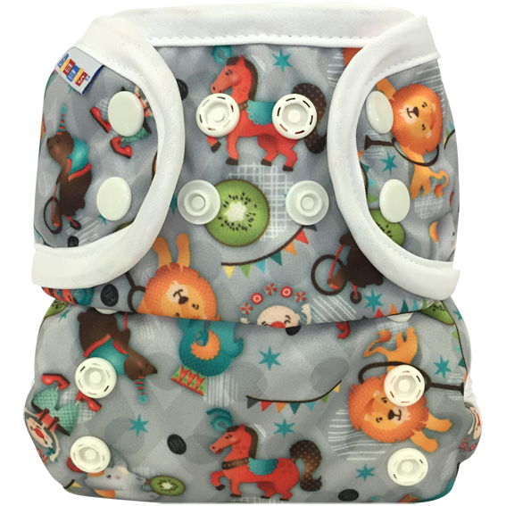 Bummis All-in-one nappy - Nappy Love - 1
