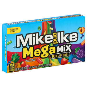 Mike & Ike Theatre Mega Mix 5oz