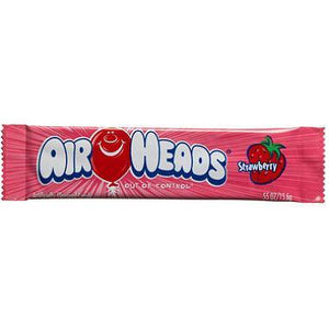 Airheads Bar Strawberry 16g Display of 36