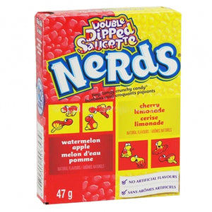 Double Dip Nerds Box 1.65oz Display of 36