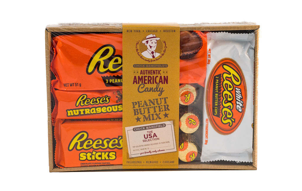 Small Reese's Hamper Case of 12