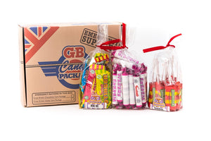 British Retro Sweets Triple Pack