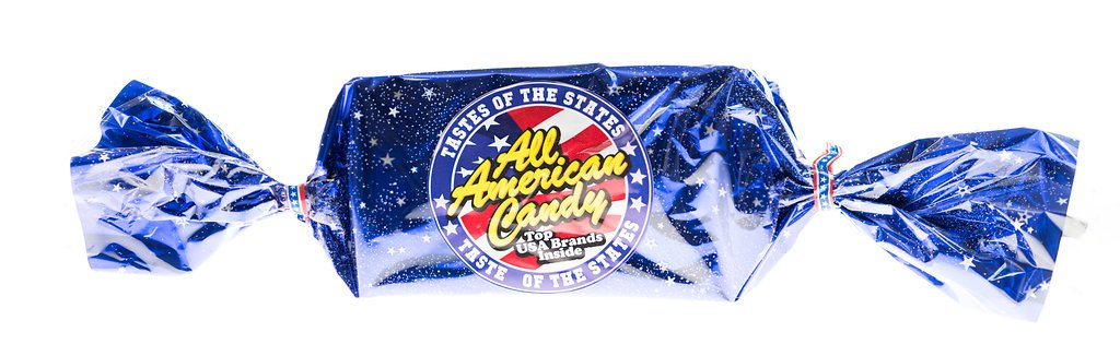 Giant All American Candy Case of 6