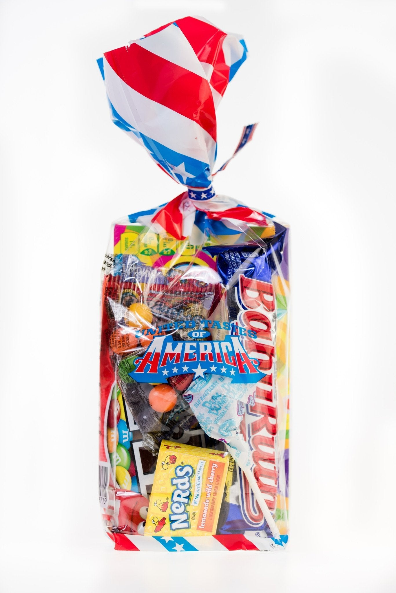 USA Gift Bag 200g (Display of 18 bags)
