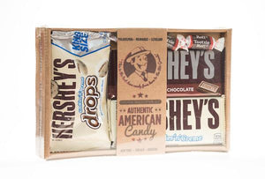 Chuck Mansfield's Small Hershey's Hamper (Case of 24 or 12)