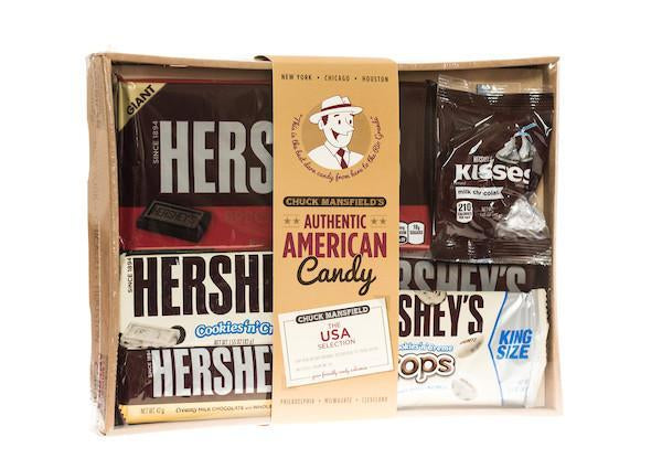 Authentic American Hershey's Hamper Case of 6