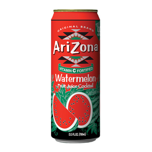 AriZona Tea Watermelon 23.5OZ Can (680ml)