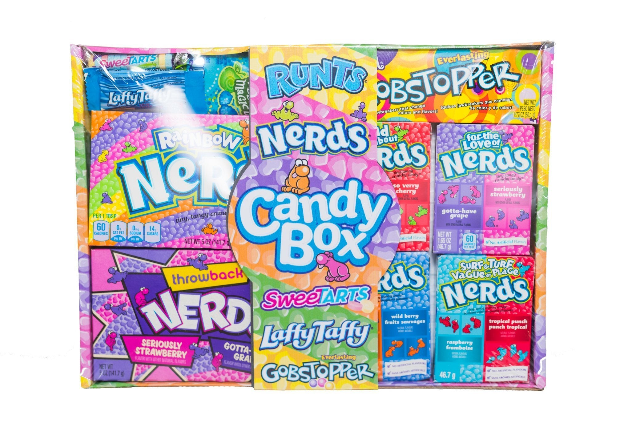 Large Candy Box Hamper Case of 6