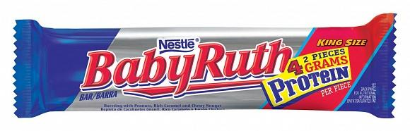 Baby Ruth King Size Case of 18
