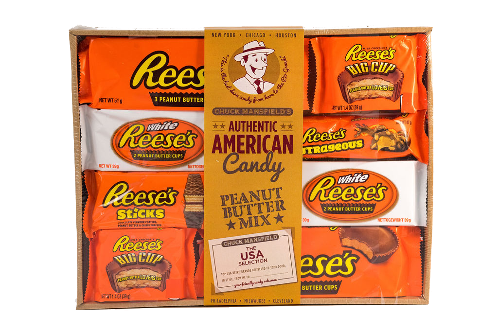 Large American Reese's Hamper Case of 6