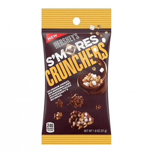 Hershey's Smores Crunchers Tube 1.8oz