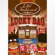 London Taxi Old Fashioned Lucky Bag Case of 25