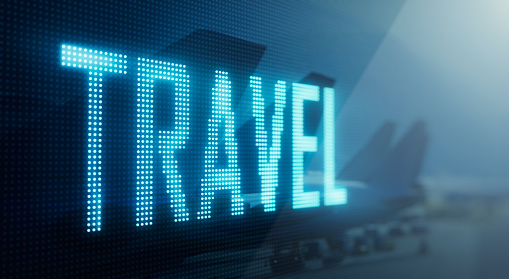 Showcase Half-Term Travel Deals With LED Displays